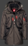Rescue Parka, RainbowAirTec, Couverture