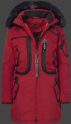 Rescue Parka Lady Winter, HDDAirTec, Darkred