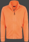 Yacht Jacket Men, French Terry 400, Neonpeach
