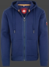 Yacht Hoodie Men, Tech Sweat 450, Darknavy